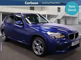 image for 2014 BMW X1 sDrive 20d M Sport 5dr SUV Diesel Manual