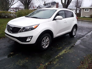 2012 Kia Sportage LX SUV, Crossover (Warranty until June 2017)