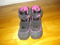 bottes printemp fille the north face taille  us=11  EU= 28