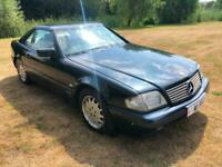 MERCEDES SL 280/320 IDEAL PROJECT , NEEDS SOME TLC ,NEW MOT, DRIVES VERY WELL