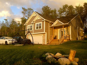 Gorgeous home in upper tantallon.  NEW PRICE!