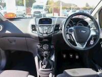 2016 Ford Fiesta 1.0 EcoBoost 125 Zetec S 3dr Hatchback Petrol Manual