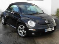 Volkswagen Beetle 1.9TDI Convertible