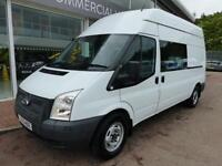 Ford Transit LWB high roof Mess unit utility Double