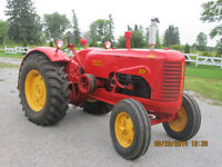 "201-Massey HARRIS ""Twin POWER"" fully restored $8955."