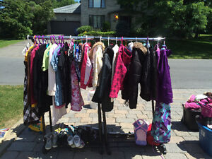 All name brand Clothes Size 8-10-12-14