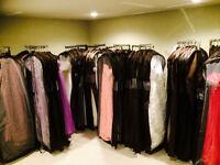 Home-based dress rental business for sale
