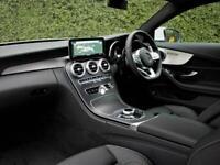 2021 Mercedes-Benz C CLASS COUPE C200 AMG Line Edition 2dr 9G-Tronic Auto Coupe