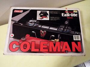 "COLEMAN ""EASI-LITE"" CAMP STOVE"