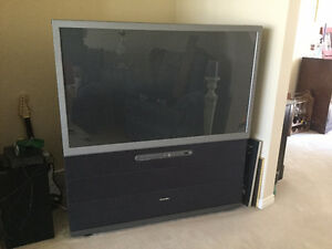 50-inch Toshiba TV