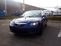 Clean 2008 Mazda MX-3 Sedan- No Rust + Winter Tires, New Shocks