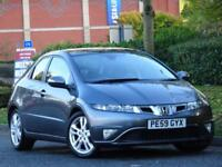 AUTO Honda Civic 1.8i-VTEC 2009 EX +FULL HONDA HISTORY + FULLY LOADED + WARRANTY