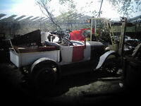 WANTED 1927 Model T pick up box
