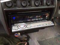 Kenwood kdc 7024 mask CD player