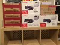 Joblot of toners Canon Olivetti Ricoh PayPal accepted OFFERS