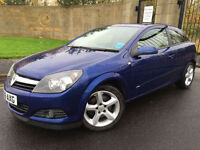 2006 56 VAUXHALL ASTRA 1.9 CDTi 16v SRI ( 150ps ) WITH FULL LEATHER