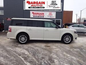 2013 Ford Flex SEL AWD 99 % APPROVAL ''CREDIT KINGS''
