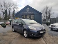 Citroen C4 Grand Picasso 1.8i 125hp VTR+ (purple) 2007