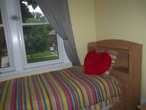 Single bed and much more! ...
