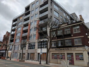Large 1 bedroom + den at the Residences at Acclamation