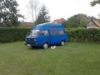 VW T2 Camper for sale *needs work*