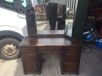 Fantastic vintage Ercol dressing table