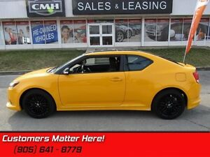2012 Scion tC   ROOF!  GROUND-EFFECTS!  6-SPD MANUAL!  PWR-GRP!