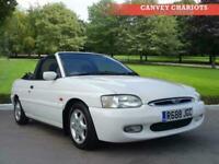 1997 Ford Escort 1.6 Ghia 2dr Convertible Petrol Automatic