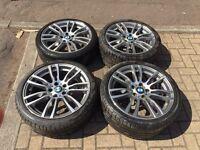 Genuine BMW F30 f31 F32 F33 3 series 4 series 403M alloys/alloy wheels