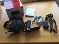 Canon HF R506 camcorder