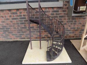 Escaliers miniatures décoratives