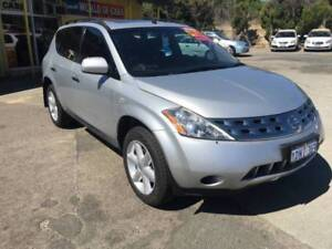 2008 Nissan Murano Ti-L Automatic SUV 4x4 + 3 YEAR WARRANTY Beaconsfield Fremantle Area Preview