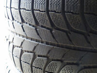 Pneus d'hiver | Winter Tire * Michelin X-ice Xi2 205/60R15 (2x)