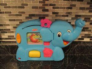 L`éléphant    J`apprand  Les  Mots  Hasbro  Playskool