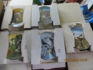 6 Ducks Unlimited Waterfowl Kaatz Plates London Ontario image 3