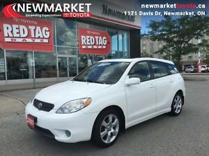 2007 Toyota Matrix XR  Certified - Clean Carproof
