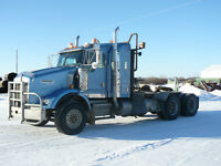 2002 Kenworth T800 Winch Truck