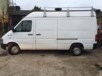 WHITE VW LT35 VAN FOR SALE