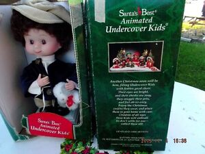 Collectable Santa's Under cover Dolls for sale # 8 Kingston Kingston Area image 2