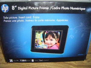 8 inch Hp Photo frame for sale Truro.