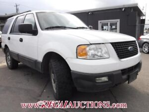 2006 FORD EXPEDITION  4D UTILITY 4WD
