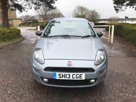 Fiat Punto 1.4 8v ( 77bhp ) ( s/s ) Easy (Rear Parking sensors,Alloys,2Keys)