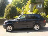 Land Rover Range Rover Sport 2.7TD V6 auto 2007MY SE
