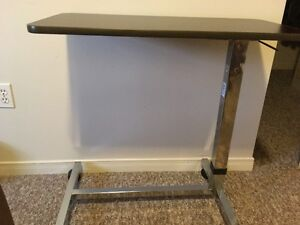 Over Bed Table (Hospital Bed Table)
