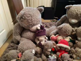 Me to you bears large collection