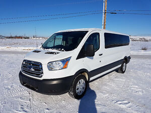 2016 Ford Transit Van 350 XL/Camera/15 passenger $43,994