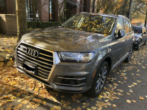 2018 Audi Q7 For Sale - Great Condition!