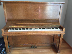 piano for sale 500 obo Regina Regina Area image 2