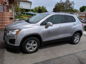 2013 Chevy Trax - low kms