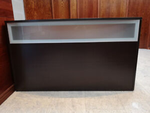 Rarely Used 2-Deck Reception Desk for Sale, $800